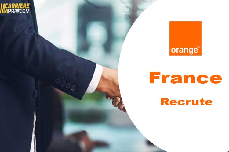 emploi orange france   des postes disponibles