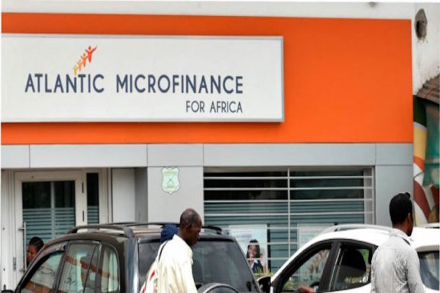 demande spontanee chez atlantic microfinance for africa