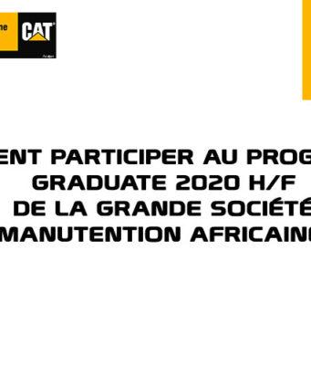 Programme Graduate 2020
