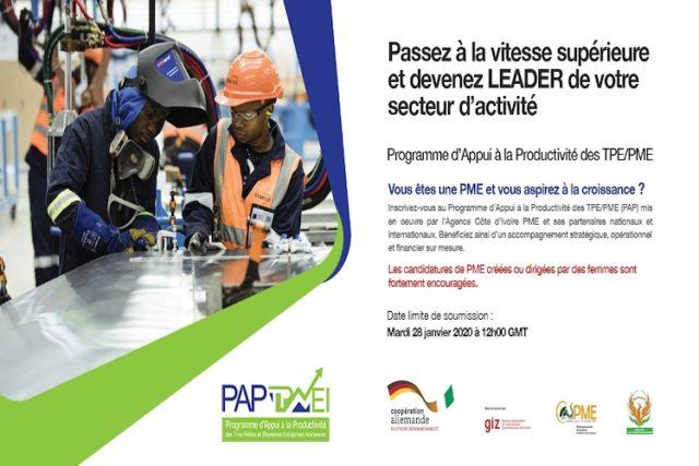Programme d'Appui à la Productivitédes PME
