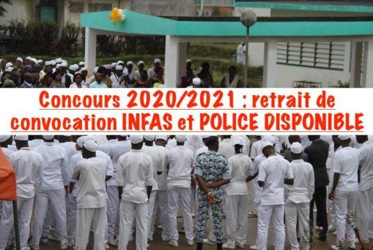concours-infas-2020-Convocation